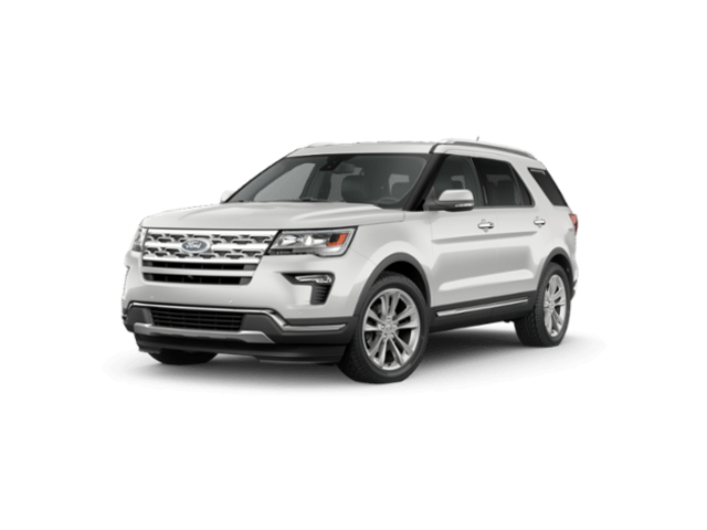 New 2019 Ford Explorer Limited SUV in Woodstock, IL